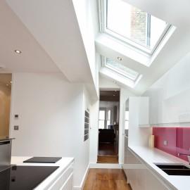 wrap kitchen extension sutton