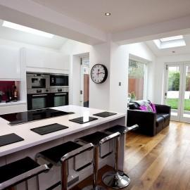 kitchen extension sutton